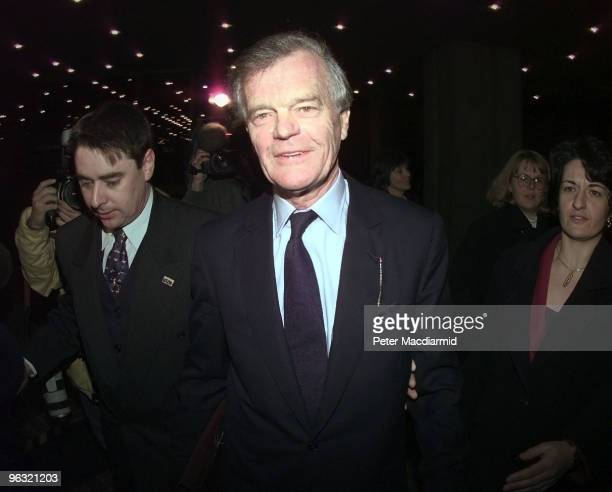 Alan Clark is selected as their next prospective parliamentary candidate by Kensington and Chelsea Conservative party members 1997