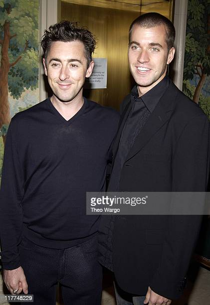 Alan Cumming and Rob McGarry during 'Veronica Guerin' Special Screening and After Party in New York City at MGM Screening Room and Hotel Plaza...