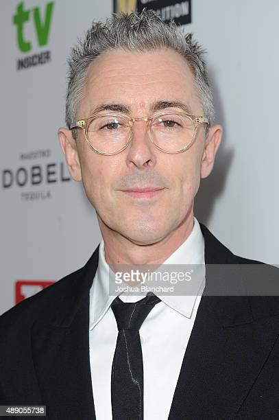 Alan Cumming arrives at the Television Industry Advocacy Awards benefitting The Creative Coalition hosted by TV Guide Magazine and TVInsider with...