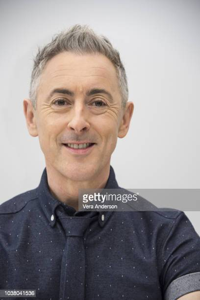 Alan Cumming at the Instinct Press Conference at the Andaz Hotel on September 21 2018 in New York City