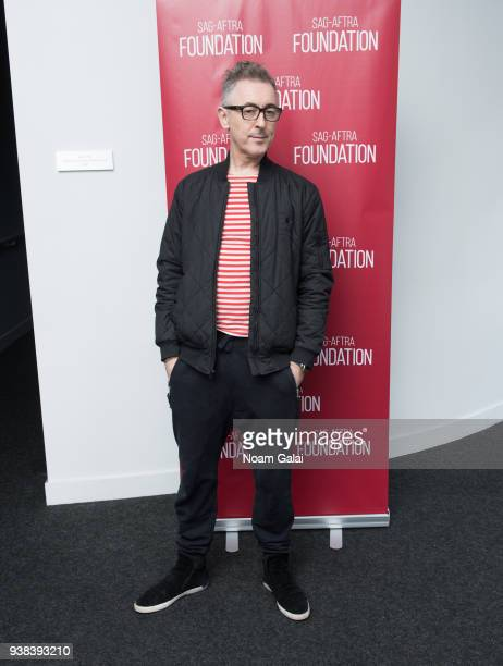 Alan Cumming attends SAGAFTRA Foundation Conversations After Louie at The Robin Williams Center on March 26 2018 in New York City