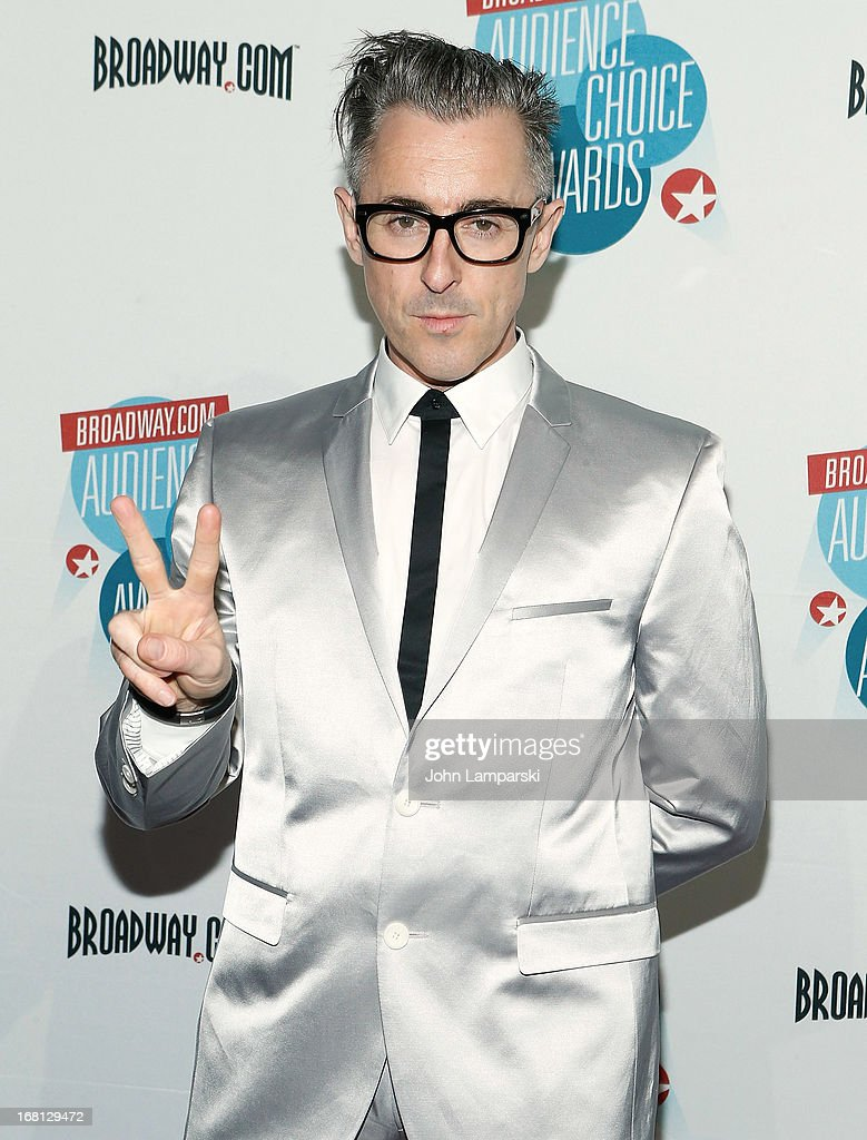 Alan Cumming attends The 2013 Broadway.com Audience Choice Awards at Jazz at Lincoln Center on May 5, 2013 in New York City.