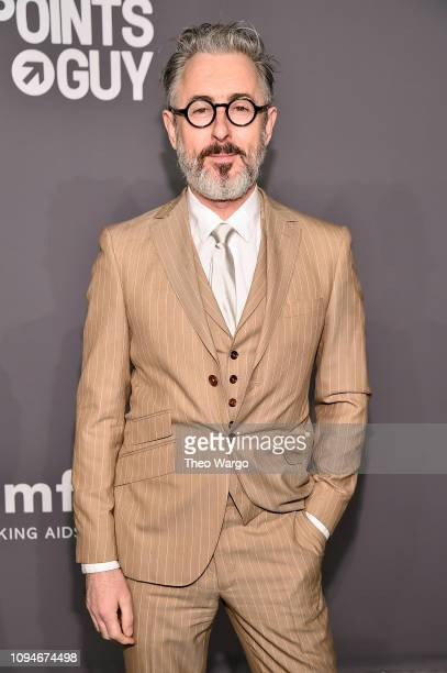 Alan Cumming attends the amfAR New York Gala 2019 at Cipriani Wall Street on February 6 2019 in New York City