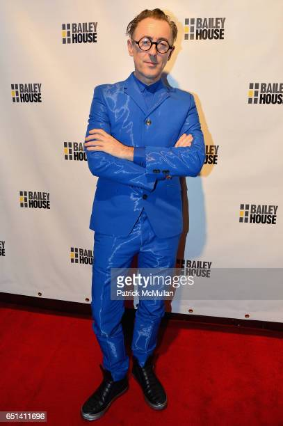 Alan Cumming attends the Bailey House Gala Auction 2017 at Pier Sixty at Chelsea Piers on March 9 2017 in New York City