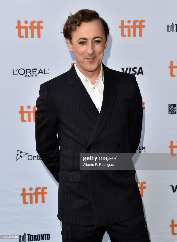 Alan Cumming attends the 'Battle of the Sexes' premiere during the 2017 Toronto International Film Festival at Ryerson Theatre on September 10, 2017 in Toronto, Canada.