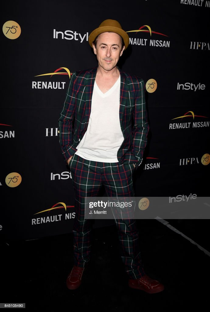 HFPA And InStyle's TIFF Celebration