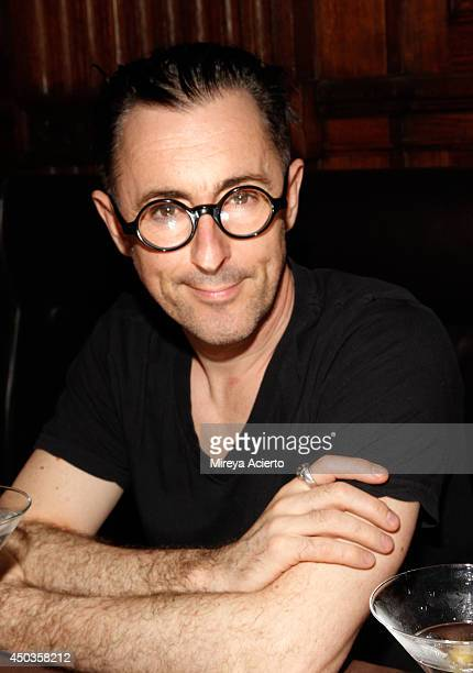 Alan Cumming attends the Jersey Boys Special Screening dinner at Angelo Galasso House on June 9 2014 in New York City