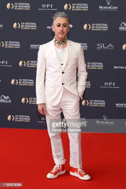 Alan Cumming attends the opening ceremony of the 59th Monte Carlo TV Festival on June 14, 2019 in Monte-Carlo, Monaco.