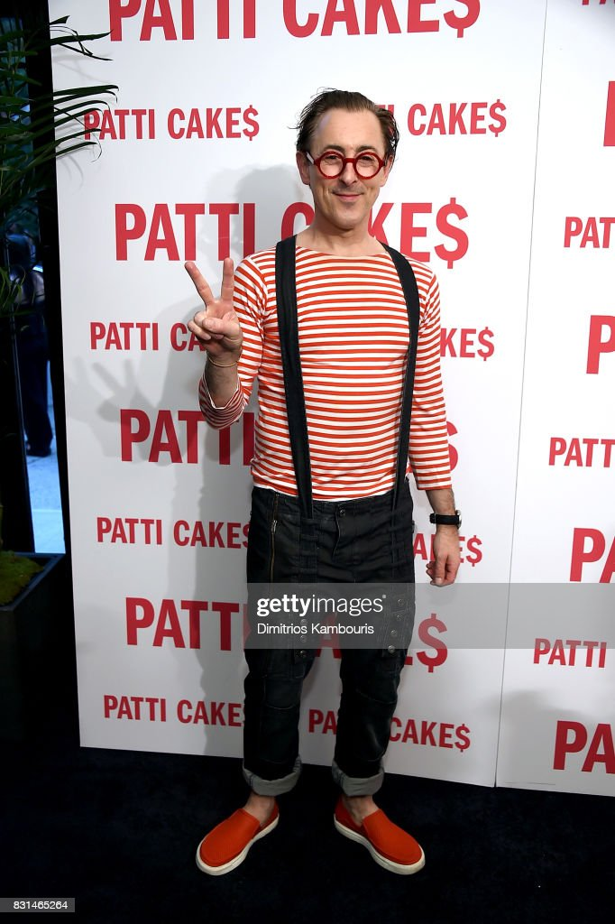 Alan Cumming attends the 'Patti Cake$' New York Premiere at The Metrograph on August 14, 2017 in New York City.