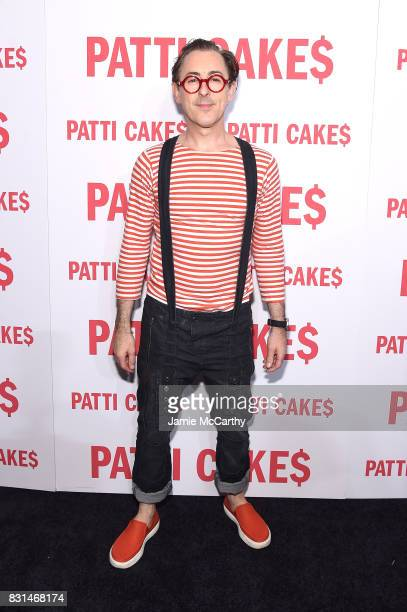 Alan Cumming attends the 'Patti Cake$' New York Premiere at The Metrograph on August 14 2017 in New York City