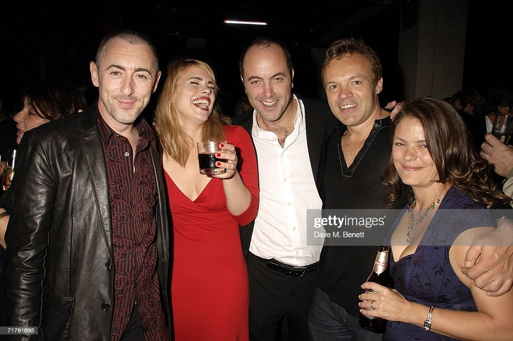 Alan Cumming, Billie Piper, James Nesbitt, Graham Norton