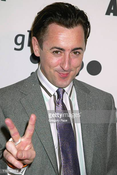 Alan Cumming during 16th Annual GLAAD Media Awards - Arrivals at Marriott Marquis in New York City, New York, United States.