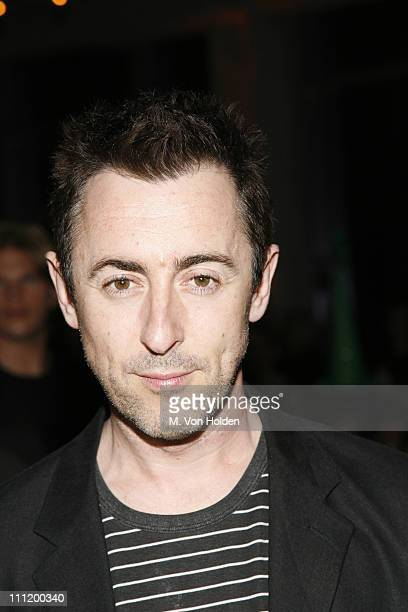 Alan Cumming during BAM 2007 Spring Gala Celebrating the New York Premiere of Edward Scissorhands at 7 World Trade Center in New York City New York...