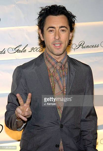 Alan Cumming during The 2005 Princess Grace Awards at Cipriani 42nd Street in New York City New York United States
