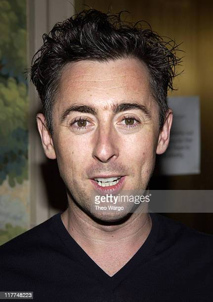 Alan Cumming during 'Veronica Guerin' Special Screening and After Party in New York City at MGM Screening Room and Hotel Plaza Athenee in New York...