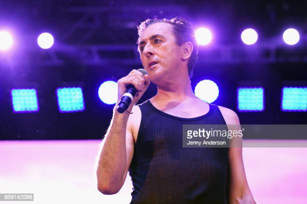 Alan Cumming performs onstage during Elsie Fest at Central Park SummerStage on October 8 2017 in New York City
