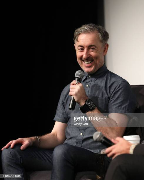 Alan Cumming speaks onstage at In Conversation With Alan Cumming during the 22nd SCAD Savannah Film Festival on October 29, 2019 at SCAD Museum of...