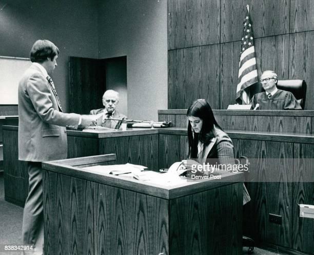 Alan Dill Dr John Lightborn Judge Robert Fullerton Credit Denver Post