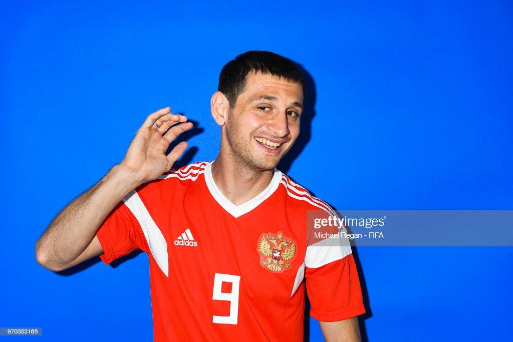 Russia Portraits - 2018 FIFA World Cup Russia : News Photo