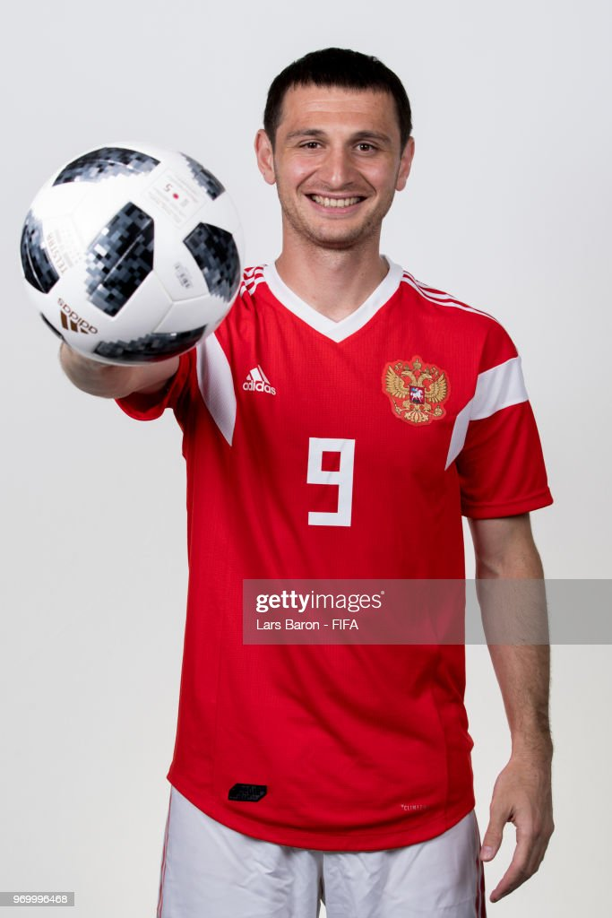 Russia Portraits - 2018 FIFA World Cup Russia : ニュース写真