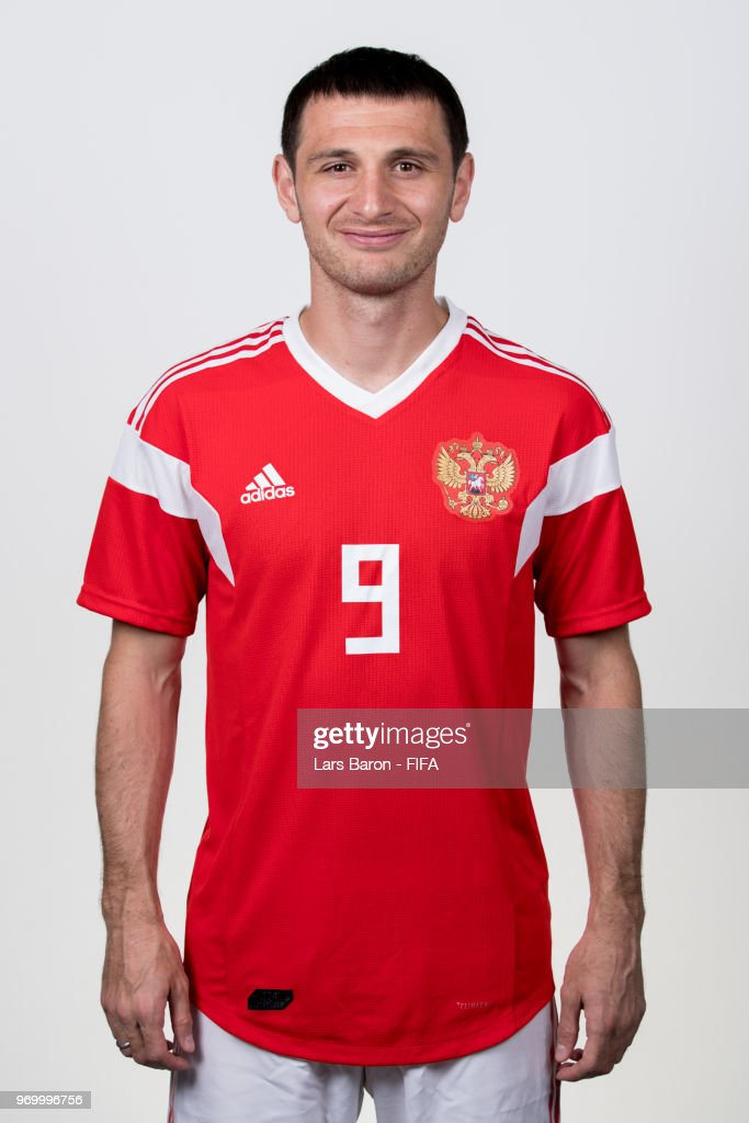 Russia Portraits - 2018 FIFA World Cup Russia : News Photo
