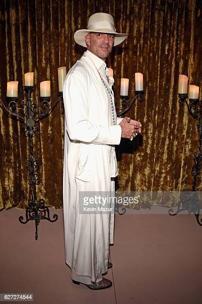 Alan Faena attends An Evening of Music Art Mischief and Performance to benefit Raising Malawi presented by Madonna at Faena Forum on December 2 2016...
