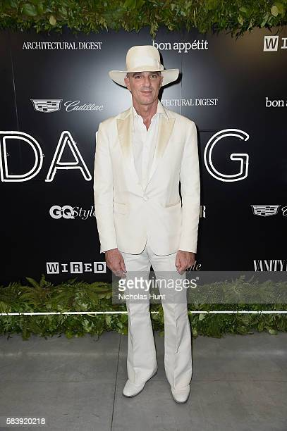 Alan Faena attends the Daring 25 presented by Conde Nast Cadillac at the Cadillac House on July 27 2016 in New York City