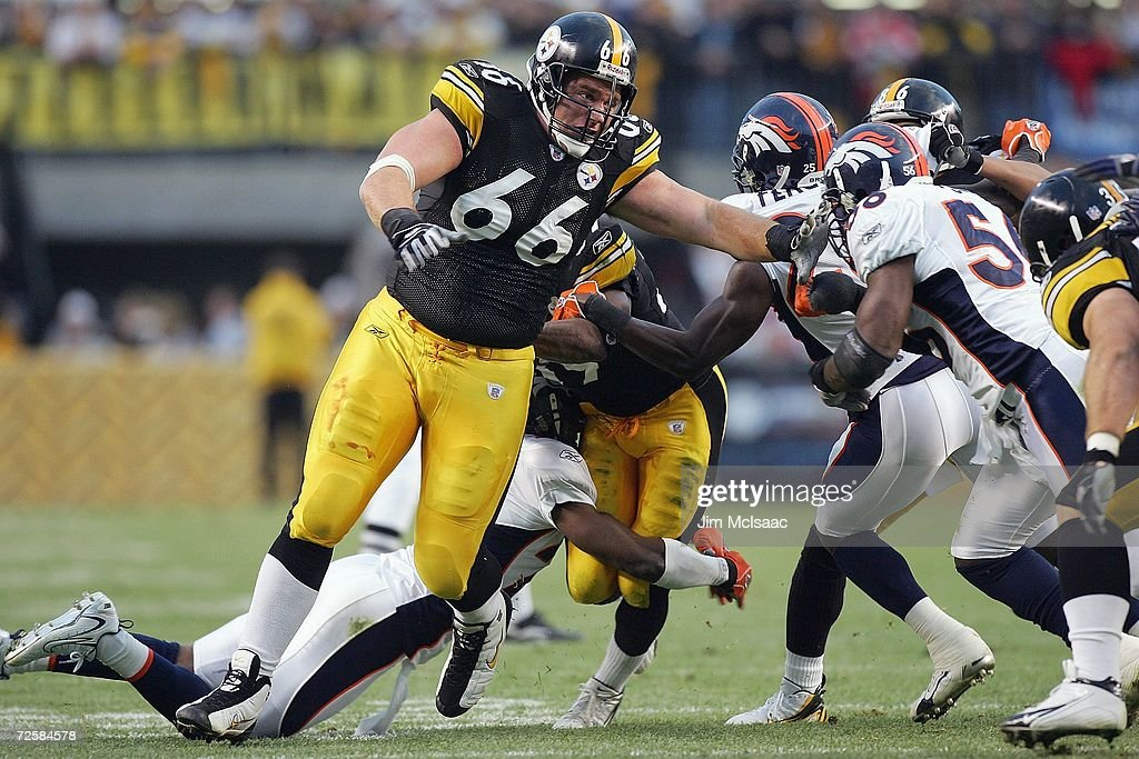 Denver Broncos v Pittsburgh Steelers : News Photo