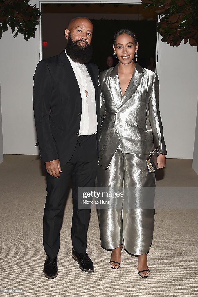13th Annual CFDA/Vogue Fashion Fund Awards - Inside : ニュース写真