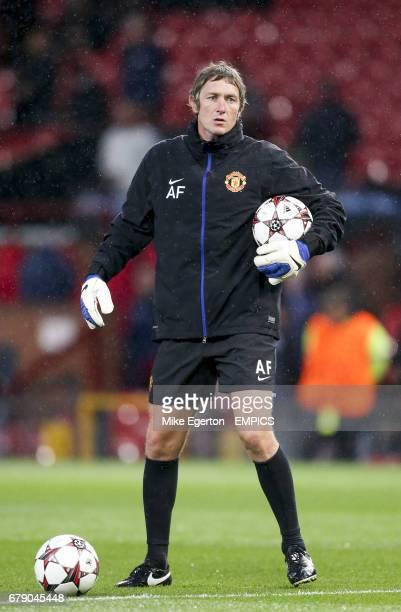 Alan Fettis Manchester United academy goalkeeping coach