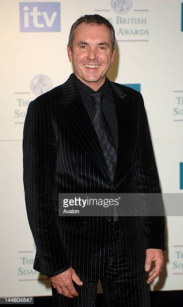 Alan Fletcher attending The British Soap Awards BBC Television Centre London 20th May 2006 Job 17512 Ref DGS