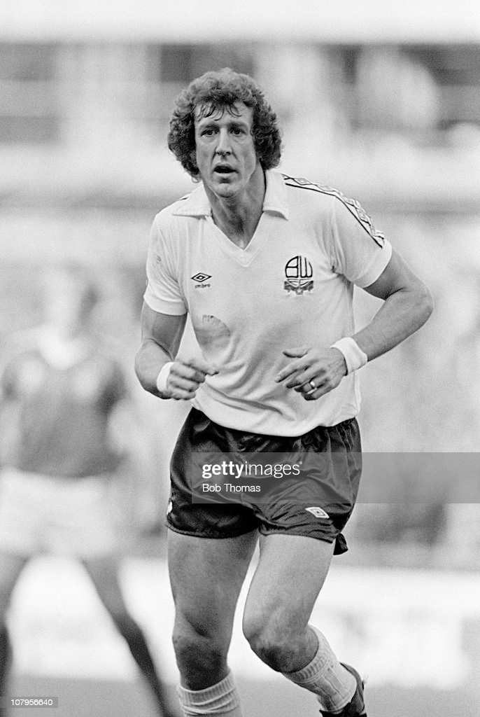 Alan Gowling - Bolton Wanderers : News Photo