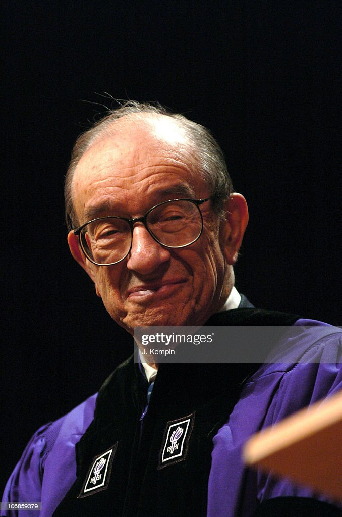 Convocation in Honor of Alan Greenspan and Gordon Brown at New York University