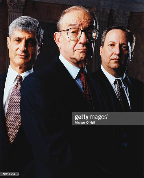 Alan Greenspan Robert Rubin and Larry Summer