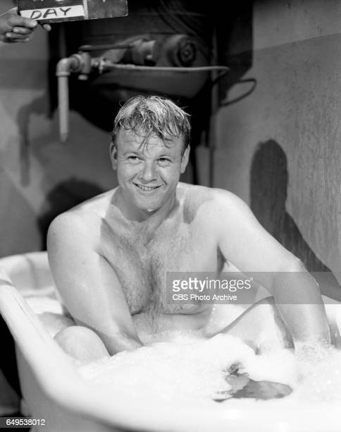 Alan Hale Jr portrays Biff Baker in the CBS television adventure program 'Biff Baker USA' episode 'The Alpine Assignment' Image dated October 6...