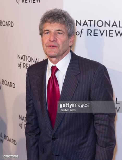 Alan Horn attends National Board of Review 2019 Gala at Cipriani 42nd street.