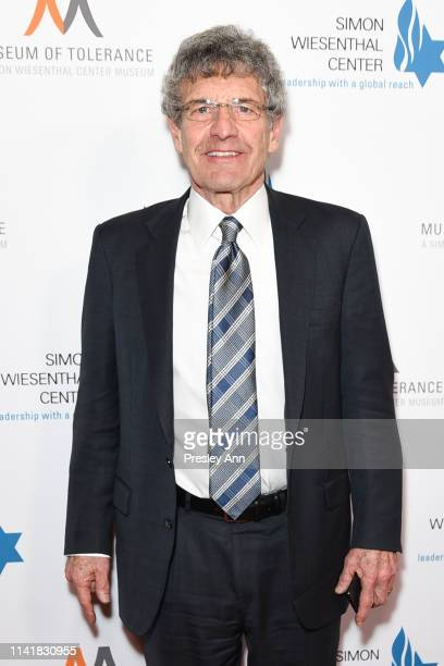 Alan Horn attends Simon Wiesenthal Center's 2019 National Tribute Dinner at The Beverly Hilton Hotel on April 10 2019 in Beverly Hills California