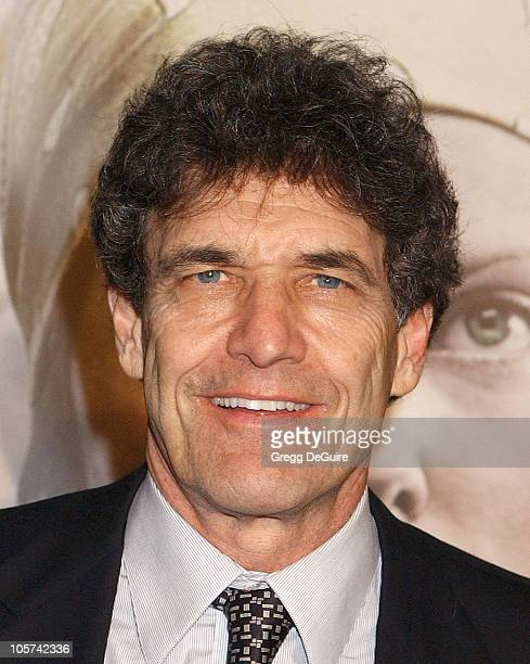 Alan Horn President and COO of Warner Bros during Warner Bros Pictures' North Country Los Angeles Premiere Arrivals at Grauman's Chinese Theatre in...