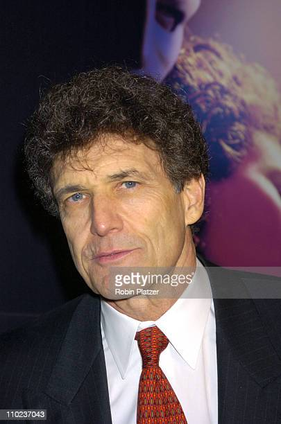 Alan Horn president/COO of Warner Bros during Premiere of The Phantom of the Opera New York at The Ziegfeld Theatre in New York City New York United...