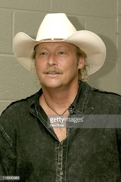 Alan Jackson during Dedication Ceremony for the Alan Jackson Highway at Center for the Performing and Visual Arts in Newnan, Georgia, United States.