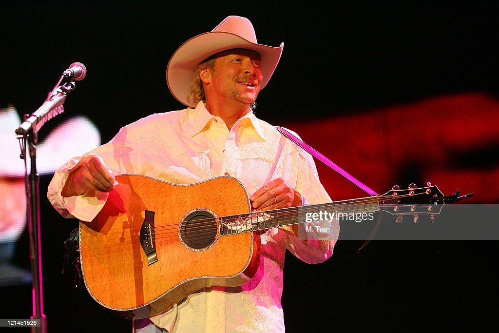 Alan Jackson during The Inaugural Stagecoach Country Music Festival - Day 1 at Empire Polo Field in Indio, California, United States.