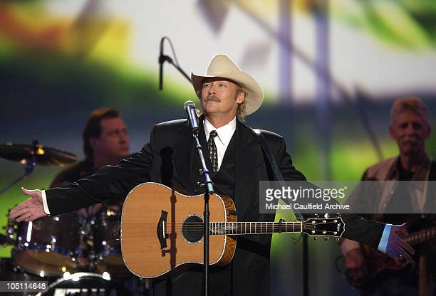 """Alan Jackson performs """"The Sounds"""" at the 38th Annual Academy of Country Music Awards"""