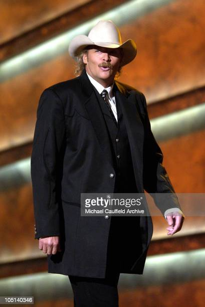 """Alan Jackson wins Album of the Year for """"Drive"""" during 38th Annual Academy of Country Music Awards - Show at Mandalay Bay Event Center in Las Vegas,..."""