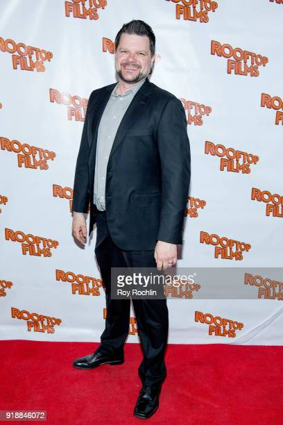 Alan Jacobsen attends the 2nd Annual Rooftop Gala at St Bart's Church on February 15 2018 in New York City