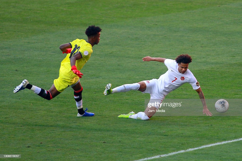 Haiti v Canada - 2020 Concacaf Men's Olympic Qualifying : News Photo