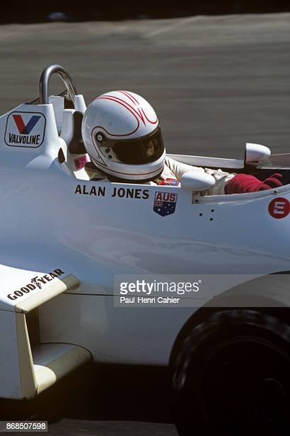 Alan Jones ArrowsFord A6 United Staes Grand Prix West Long Beach 27 March 1983