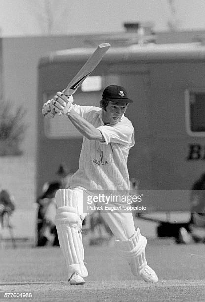 Alan Jones batting for Glamorgan during the Benson and Hedges Cup match between Glamorgan and Gloucestershire at St Helen's, Swansea, Wales, 19th May...
