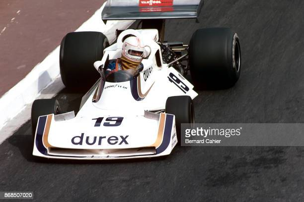 Alan Jones SurteesFord TS19 Grand Prix of Monaco Circuit de Monaco 30 May 1976