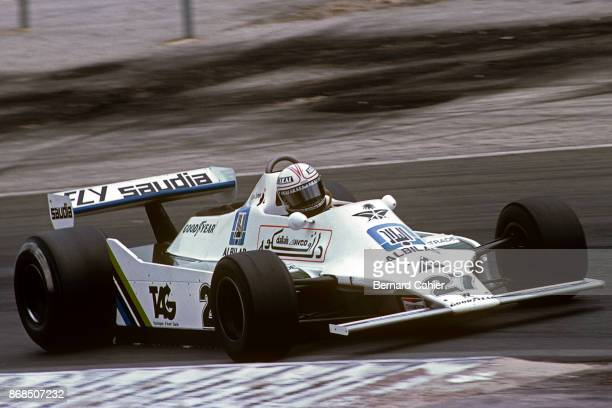 Alan Jones WilliamsFord FW06 Grand Prix of France DijonPrenois 01 July 1979