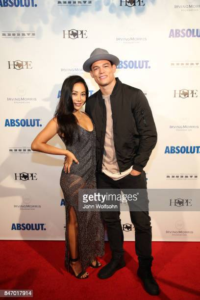 Alan Jouban attends The Reserve DTLA And Irving Morris Foundation Team Up For Texas>> at The Reserve on September 13 2017 in Los Angeles California